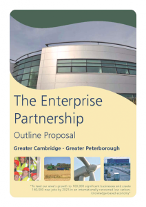 Greater Cambridgeshire Greater Peterborough Local Enterprise Partnership