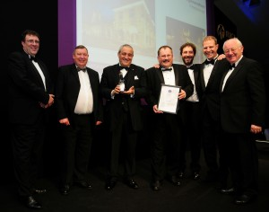Peterborough Cathedral Square. Winner of the regional RICS 2012 regeneration award
