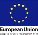 European Commission ERDF Logo