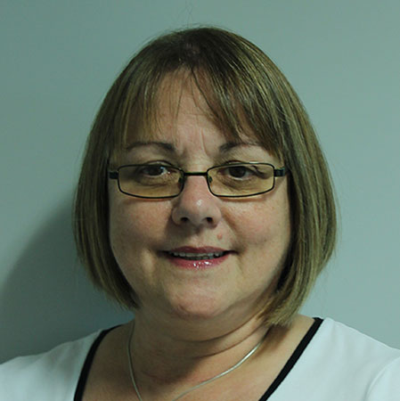 Janet Shaw - Work Placement & Safeguarding Co-ordinator