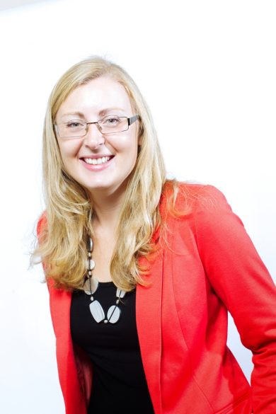 Laura Chambers - Head of Marketing & Communications