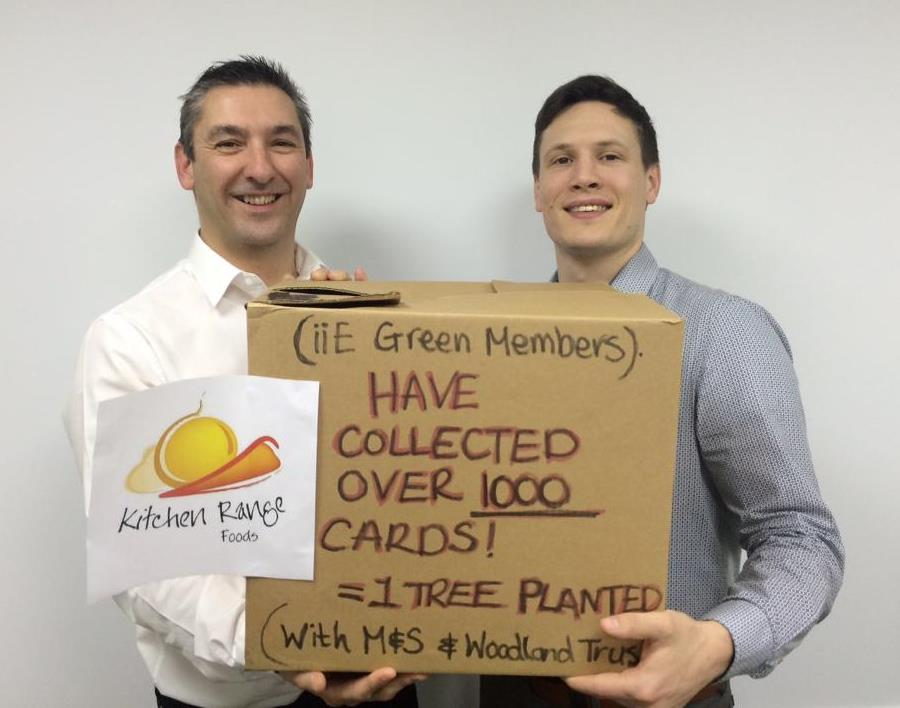 Green accreditation scheme urges businesses to recycle their green accreditation scheme urges businesses to recycle their christmas cards reheart Choice Image