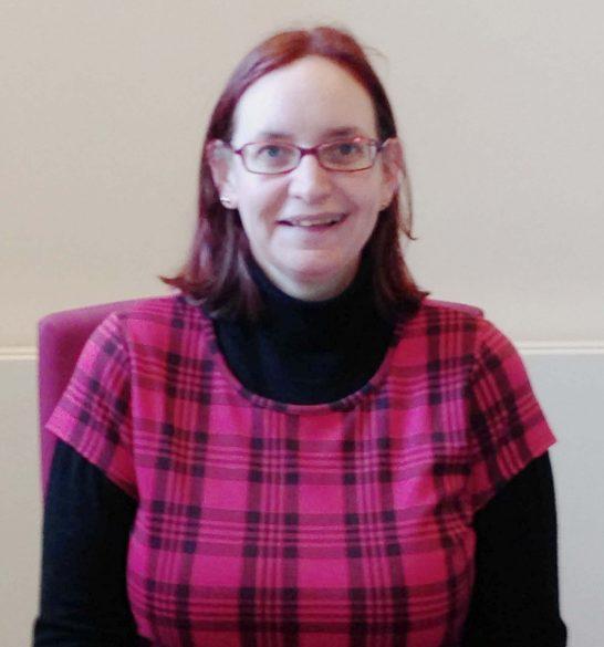 Kim Holt - Eco Innovation Centre Receptionist