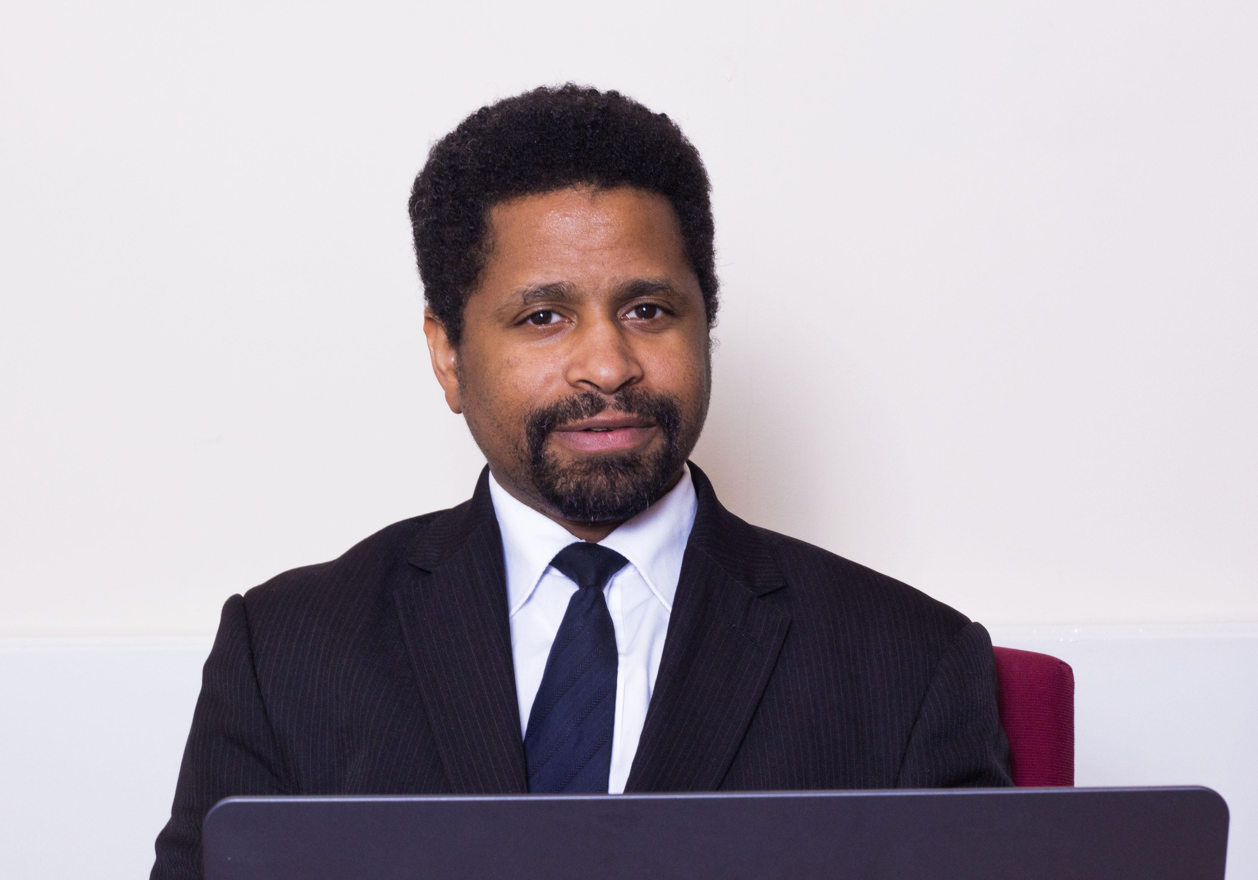 Charles Jenkins - Eco Innovation Centre Receptionist
