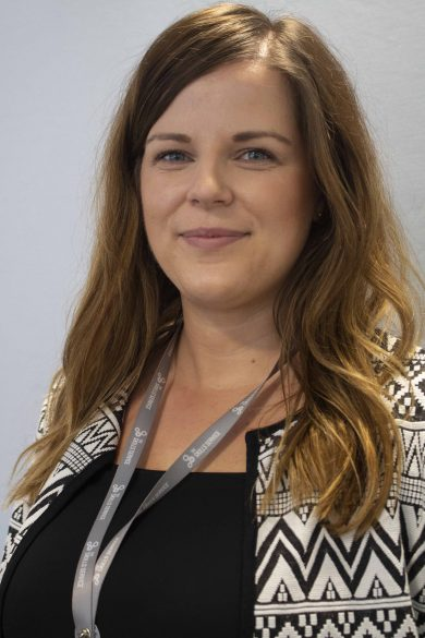 Helen Parkes - Work Placement & Safeguarding Co-ordinator