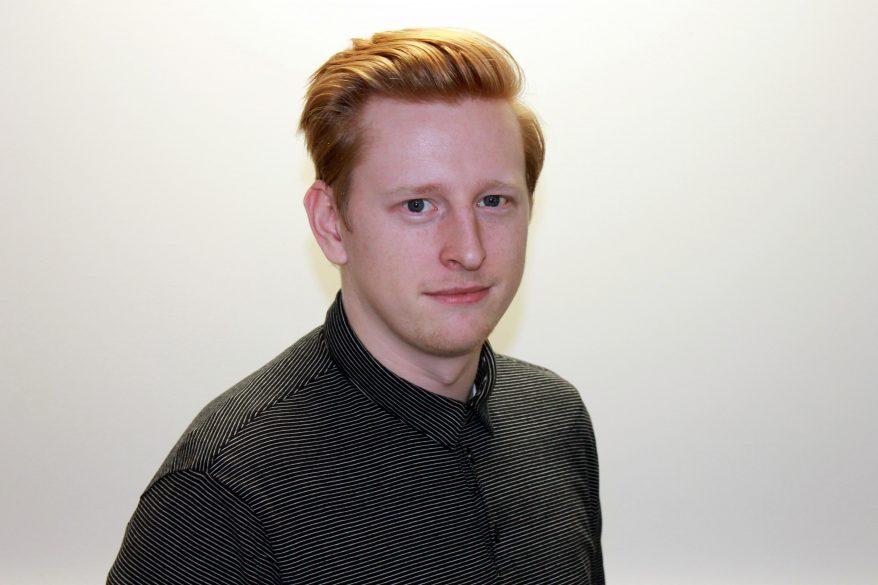Luke Russell - Office Administrator