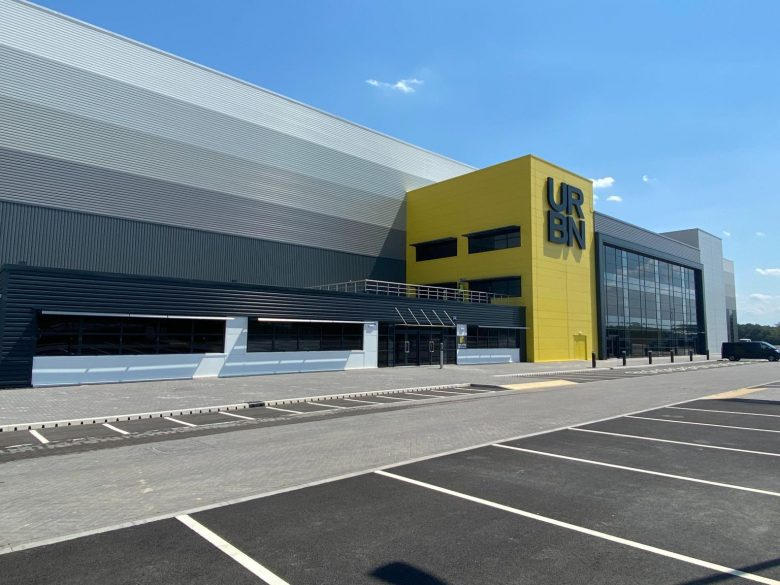 Opportunity Peterborough helps secure over 200 new local jobs as URBN moves it European distribution to a new 400,000 sq ft high-tech Fulfilment Centre in Peterborough